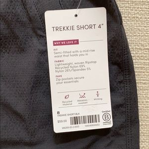 Athleta Shorts - NWT Athleta Trekkie Shorts 🖤